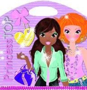 Princess TOP - My Style (purple) termékhez kapcsolódó kép