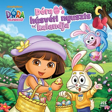 Dóra, a felfedező - Dóra húsvéti nyuszis kalandja termékhez kapcsolódó kép