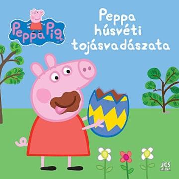Peppa Malac - Peppa húsvéti tojásvadászata termékhez kapcsolódó kép