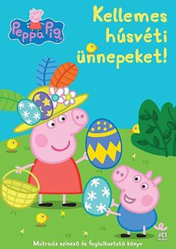 Peppa Malac - Kellemes húsvéti ünnepeket! termékhez kapcsolódó kép