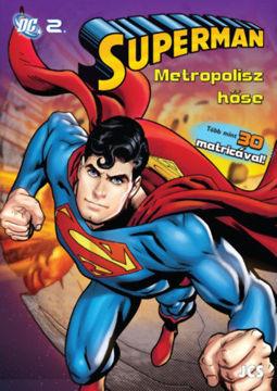 Superman - Metropolisz hőse termékhez kapcsolódó kép