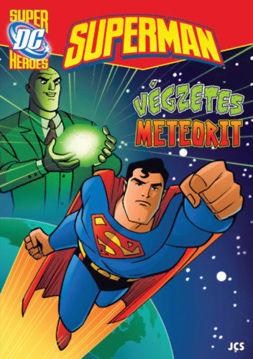 Superman - Végzetes meteorit termékhez kapcsolódó kép