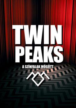 Twin Peaks - A színfalak mögött termékhez kapcsolódó kép