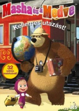 Mása és a Medve - Kellemes utazást! termékhez kapcsolódó kép