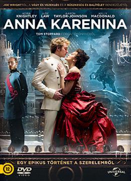 Anna Karenina (2012) termékhez kapcsolódó kép