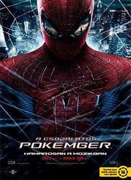 A csodálatos pókember termékhez kapcsolódó kép