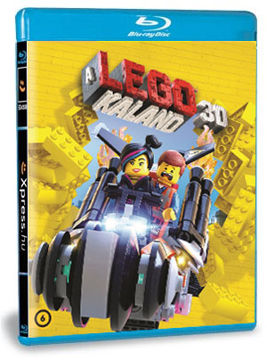 A LEGO kaland (BD3D+BD) termékhez kapcsolódó kép