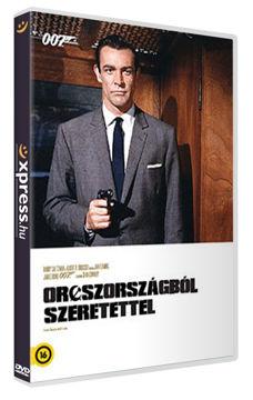 James Bond 02.: Oroszországból szeretettel (új kiadás) termékhez kapcsolódó kép