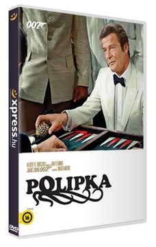 James Bond 13.: Polipka (új kiadás) termékhez kapcsolódó kép