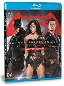 Batman Superman ellen: Az igazság hajnala - bővített kiadás (2 BD) termékhez kapcsolódó kép