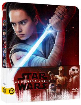 Star Wars: Az utolsó jedik - limitált, fémdobozos változat (2 BD) (steelbook) termékhez kapcsolódó kép