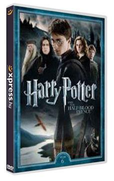 Harry Potter és a félvér herceg (kétlemezes, új kiadás - 2016) (2 DVD) termékhez kapcsolódó kép