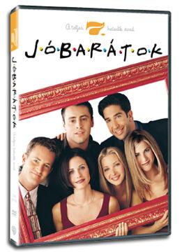 Jóbarátok - 7. évad (3 DVD) termékhez kapcsolódó kép