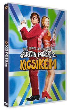 KicsiKém - Sir Austin Powers 2. termékhez kapcsolódó kép