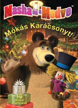 Mása és a Medve - Mókás Karácsonyt! termékhez kapcsolódó kép