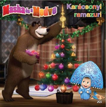 Mása és a Medve - Karácsonyi ramazuri termékhez kapcsolódó kép