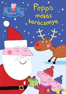 Peppa malac - Peppa mókás karácsonya termékhez kapcsolódó kép