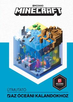 Minecraft - Útmutató az óceáni kalandokhoz termékhez kapcsolódó kép