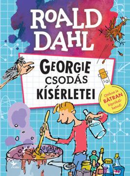 Georgie csodás kísérletei termékhez kapcsolódó kép