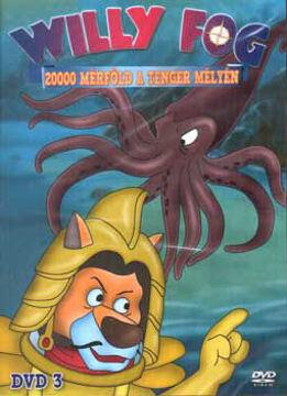 Willy Fog 3. évad 3. - 20000 mérföld a tenger alatt termékhez kapcsolódó kép