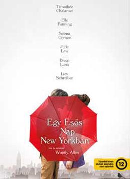 Egy esős nap New Yorkban termékhez kapcsolódó kép