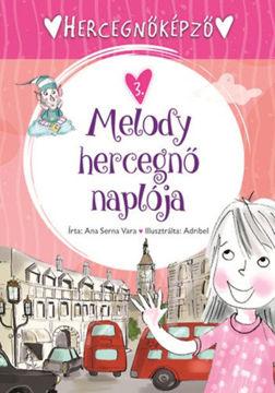 Hercegnőképző 3. - Melody hercegnő naplója termékhez kapcsolódó kép