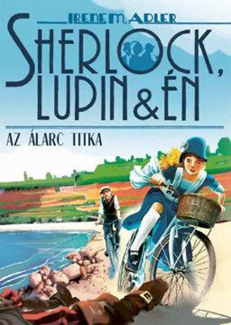 Sherlock, Lupin és én 16. - Az álarc titka termékhez kapcsolódó kép