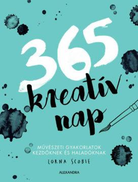 365 kreatív nap termékhez kapcsolódó kép