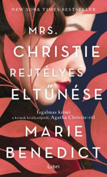 Mrs. Christie rejtélyes eltűnése termékhez kapcsolódó kép