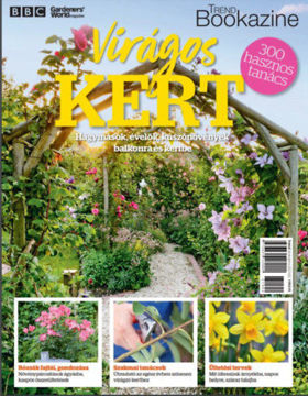 Trend Bookazine - Virágos Kert termékhez kapcsolódó kép