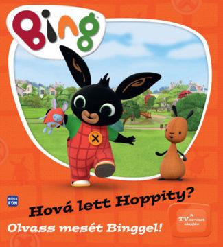 Bing - Hová lett Hoppity? termékhez kapcsolódó kép