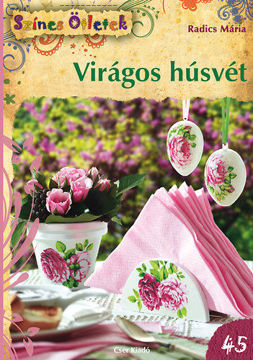 Virágos húsvét termékhez kapcsolódó kép