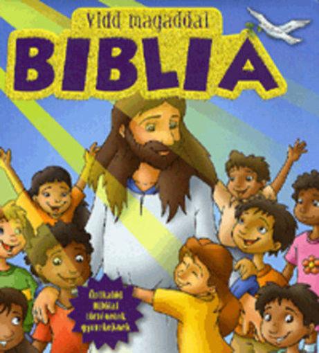 Vidd magaddal Biblia termékhez kapcsolódó kép