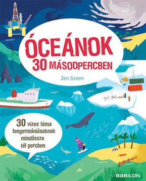 Óceánok 30 másodpercben termékhez kapcsolódó kép