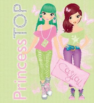Princess TOP - Casual (green) termékhez kapcsolódó kép