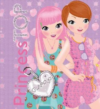 Princess TOP - Glamour (purple) termékhez kapcsolódó kép
