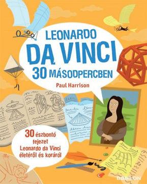 Leonardo da Vinci 30 másodpercben termékhez kapcsolódó kép