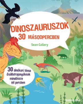 Dinoszauruszok 30 másodpercben termékhez kapcsolódó kép