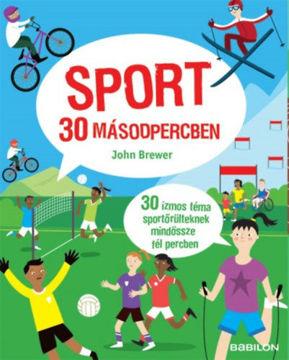 Sport 30 másodpercben termékhez kapcsolódó kép