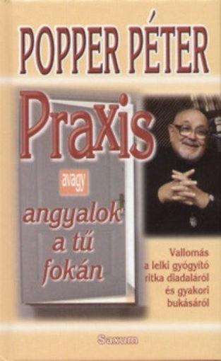 Praxis - avagy angyalok a tű fokán termékhez kapcsolódó kép