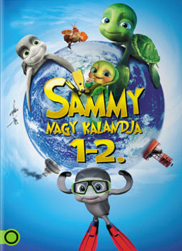 Sammy nagy kalandja gyűjtemény (2 DVD) termékhez kapcsolódó kép