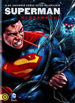 Superman elszabadul termékhez kapcsolódó kép