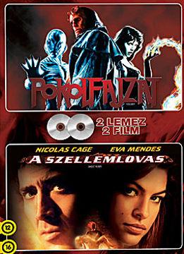 Pokolfajzat (egylemezes változat) / A Szellemlovas (egylemezes változat) (2 DVD) (Twinpack) termékhez kapcsolódó kép