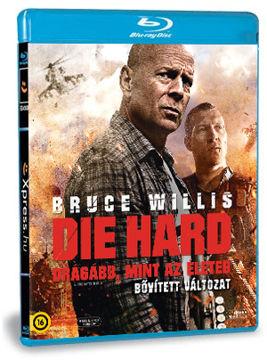 Die Hard 5. - Drágább, mint az életed (mozi- és bővített változat) termékhez kapcsolódó kép