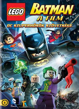 LEGO Batman: A film termékhez kapcsolódó kép