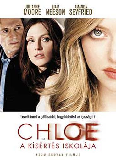 Chloe -  A kísértés iskolája termékhez kapcsolódó kép