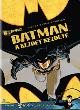 Batman: A kezdet kezdete termékhez kapcsolódó kép