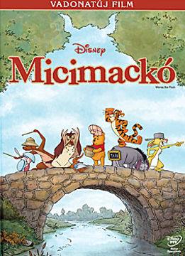 Micimackó (2011) termékhez kapcsolódó kép