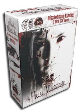 A halál művészete gyűjtemény (3 DVD) termékhez kapcsolódó kép