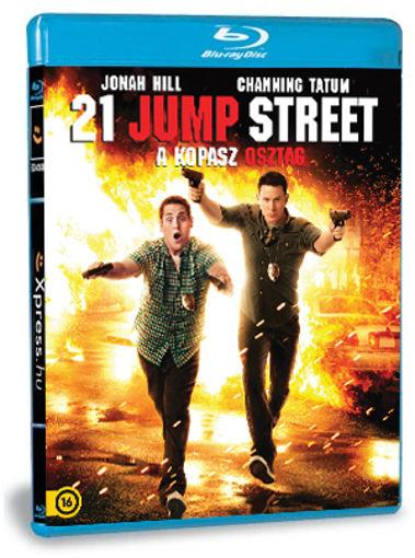 21 Jump Street – A kopasz osztag  termékhez kapcsolódó kép